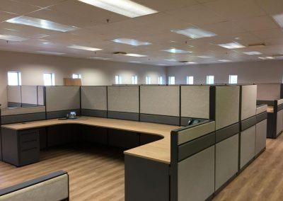 Rénovation bureau, Cascade - Kingsey Falls, Québec