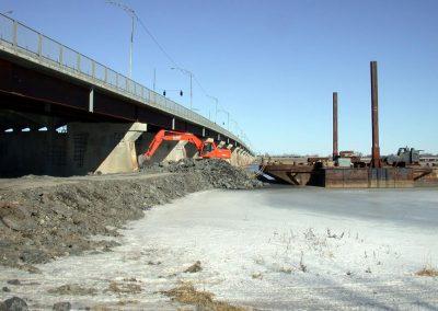 Réfection du pont Le Gardeur - Québec
